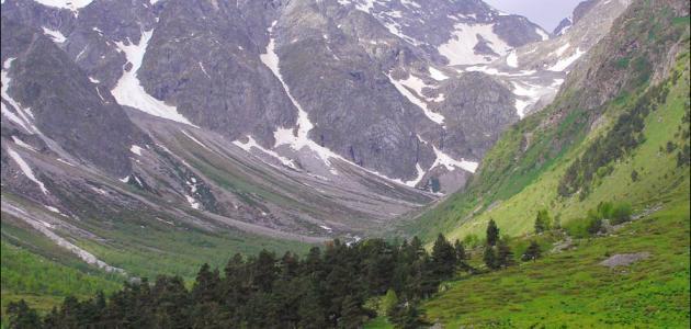 أين تقع سلسلة جبال طوروس