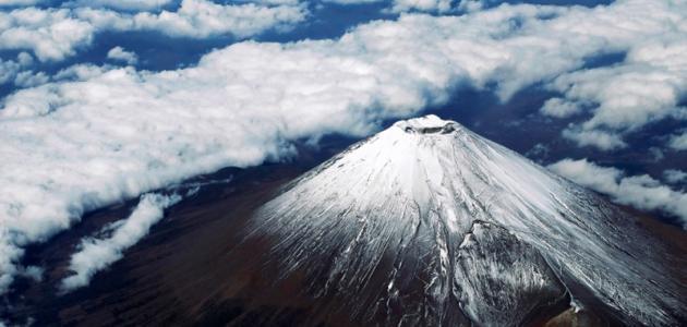 أين يقع جبل فوجي ياما