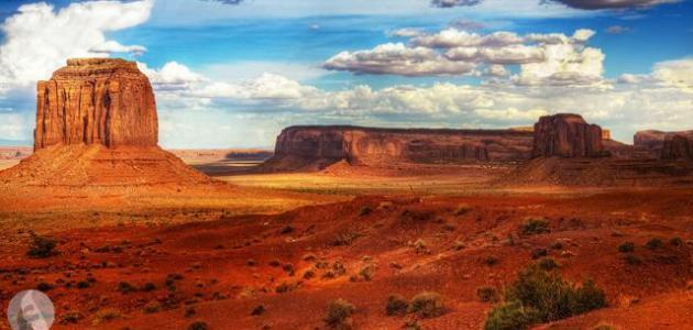 أين تقع صحراء أريزونا