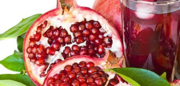 نتيجة بحث الصور عن الرمان هو فاكهة الملوك