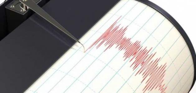 طريقة قياس قوة الزلازل