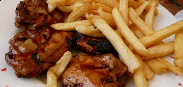 طريقة دجاج الناندوز