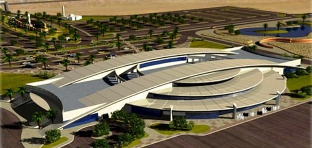 أين يقع مطار الأمير محمد بن عبد العزيز