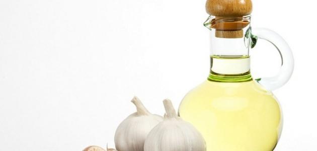 طريقة عمل الثوم وزيت الزيتون للشعر