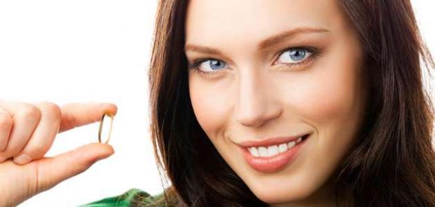 فوائد الأوميغا 3 للشعر والبشرة