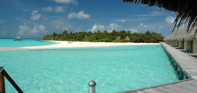 في أي دولة جزر المالديف
