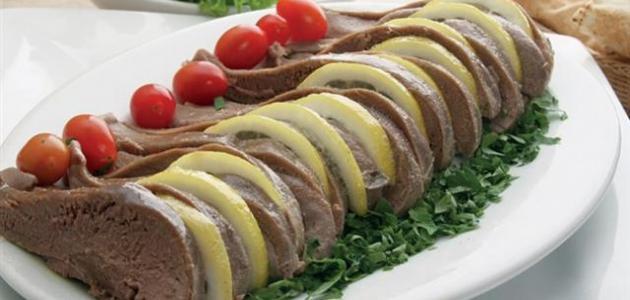 طريقة طبخ لسانات الخروف