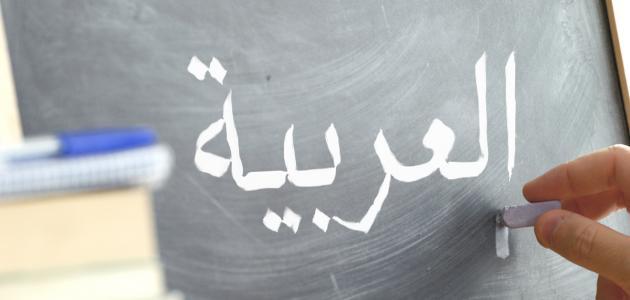 كيفية تدريس اللغة العربية