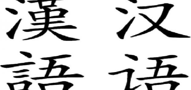 كم لغة في الصين