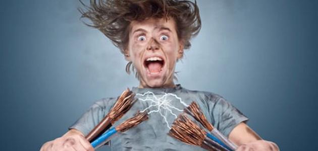 كيف أتجنب أخطار التيار الكهربائي