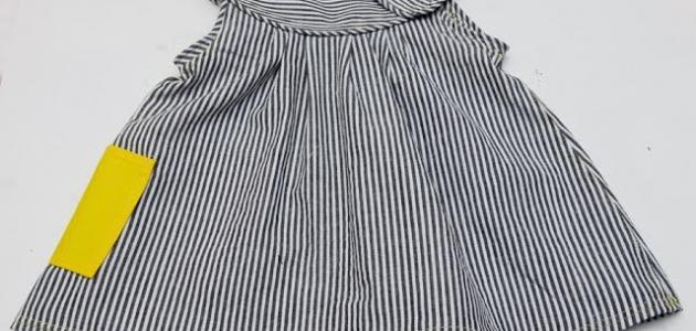 d643e1f45d040 طريقة خياطة فستان طفلة - موضوع