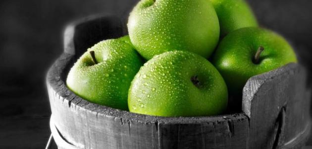 طريقة رجيم التفاح
