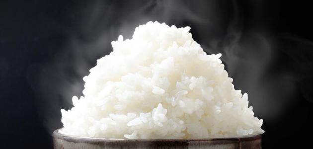 طريقة عمل الأرز البخاري