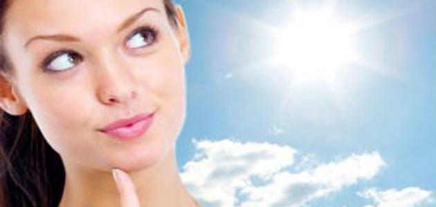 59fb39615 كيف أحمي بشرتي من أشعة الشمس - موضوع