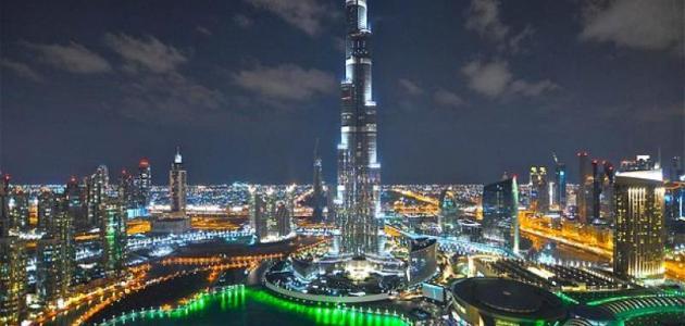 أين يقع برج العرب في مصر