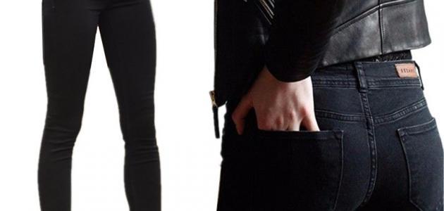 8c9203846 طريقة صبغ بنطلون جينز أسود - موضوع