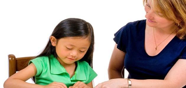 كيف أساعد ابني في الدراسة