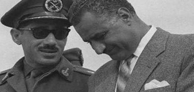 كيف توفى جمال عبد الناصر
