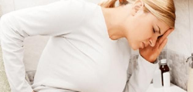 كيف أخفف من الغثيان أثناء الحمل