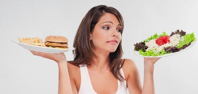 كيف أسيطر على شهيتي في الأكل