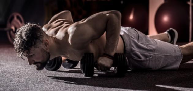 كيف أقوي بنية جسمي