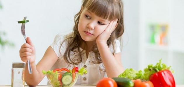 طفلي لا يأكل ما هو الحل