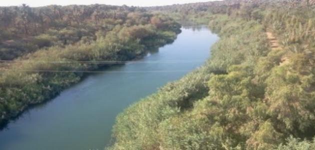 أين يقع نهر ديالي