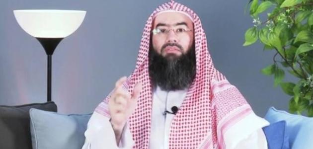 أين ولد الشيخ نبيل العوضي