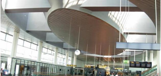 أين يقع مطار كوبنهاجن