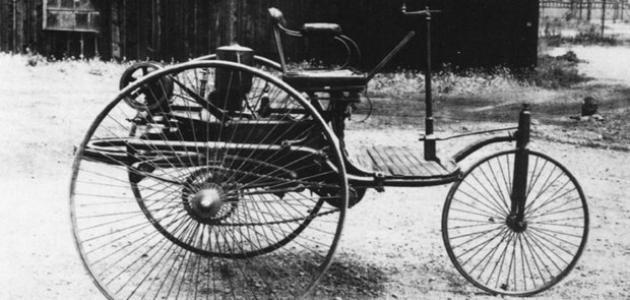 أين صنعت أول سيارة في العالم