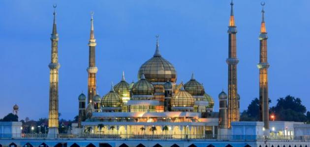 أين يقع أجمل مسجد في العالم