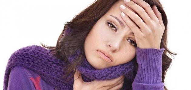 علاج بحة الصوت من البرد