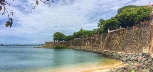 أين تقع جزيرة بورتوريكو