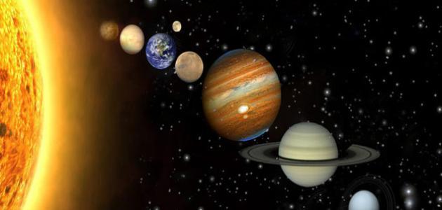 كيف تكونت المجموعة الشمسية