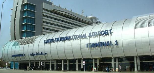 أين يقع مطار القاهرة