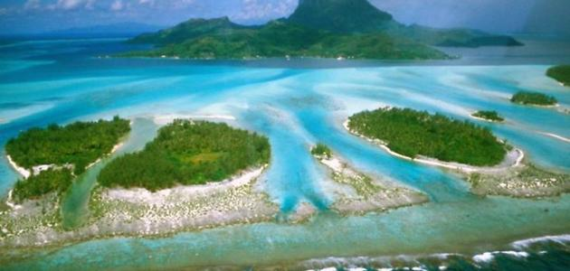 جزر البولينيزيا الفرنسية