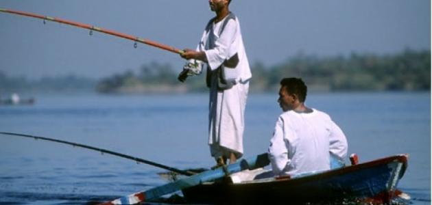 كيف أتعلم صيد السمك بالسنارة