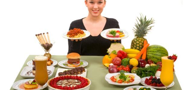 كيف يكون غذائي صحياً
