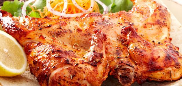 كيف يتم طبخ الدجاج