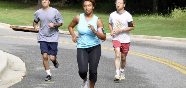 كيف تكون سريعاً في الجري
