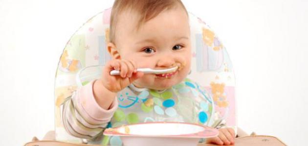 غذاء الرضيع