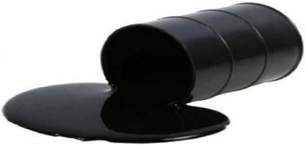 كيف يتم تشكل البترول