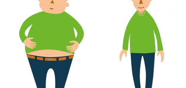 كيفية زيادة الوزن للرجال