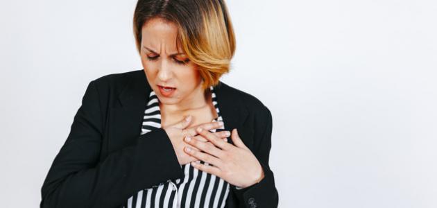 علاج ضيق التنفس