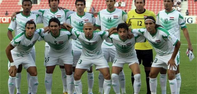تشكيلة المنتخب العراقي 2012