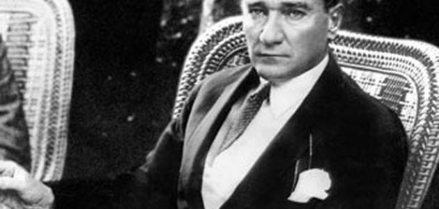 كيف توفي أتاتورك