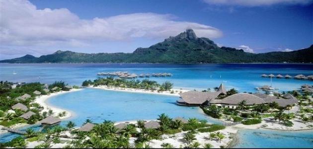 أين تقع جزر جيلبرت