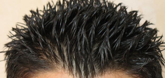 كيفية صنع جل الشعر