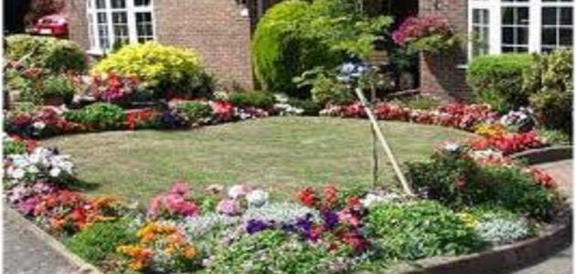 كيف تزرع حديقة المنزل