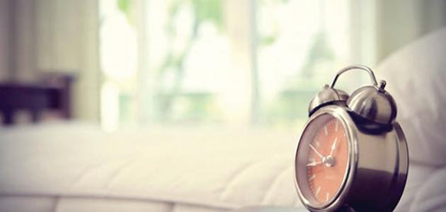 كيف تستيقظ في الوقت الذي تريده